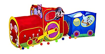 Image Unavailable  sc 1 st  Amazon.com & Amazon.com: Playhut Mickey Mouse Train: Toys u0026 Games