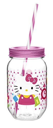 hello kitty jar - 3