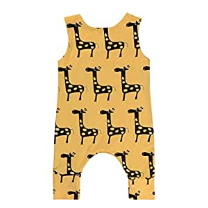 Amazon.com: Coper 2019 - Mono con estampado de jirafa para ...