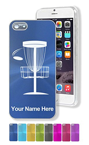 - Case for Apple iPhone SE - Disc Golf - Personalized Engraving Included