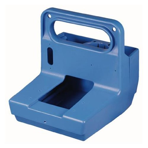 Vexilar BC-100 Genz Blue Box Carrying Case