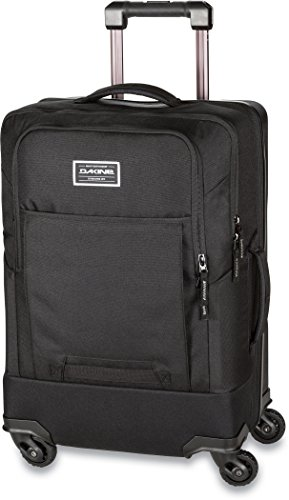 - Dakine Unisex Terminal Spinner Wheeled Travel Bag, Black