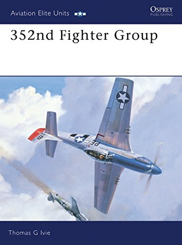 352nd Fighter Group (Osprey Aviation Elite 8)