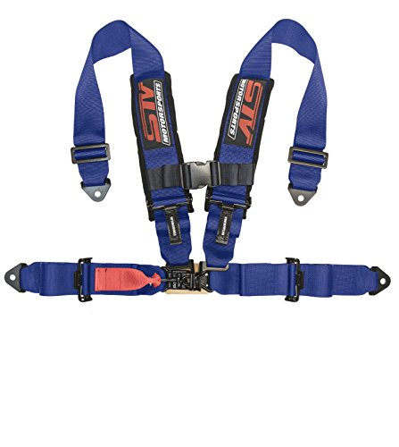 STVMotorsports 4 Point Harness - 3