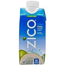ZICO Natural Coconut Water, 11.2 Fl oz Bottle
