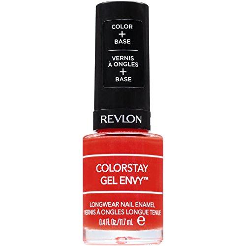 Revlon Colorstay Gel Envy Longwear Nail Enamel, Get Lucky/625, 0.4 fl. oz. 309976012360