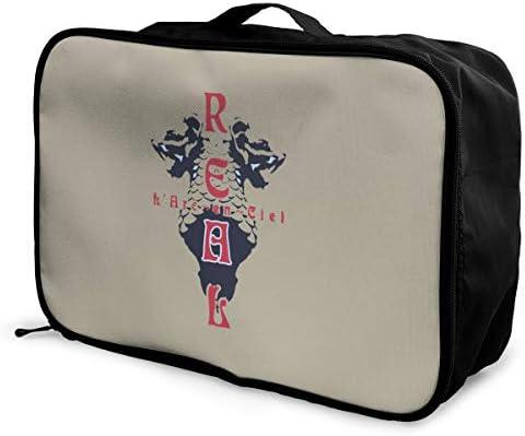 アレンジケース ラルクアンシエル 旅行用トロリーバッグ 旅行用サブバッグ 軽量 ポータブル荷物バッグ 衣類収納ケース キャリーオンバッグ 旅行圧縮バッグ キャリーケース 固定 出張パッキング 大容量 トラベルバッグ ボストンバッグ