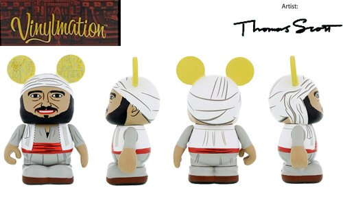 Indiana Jones Series 1 Sallah Disney Vinylmation 3 inch Figure