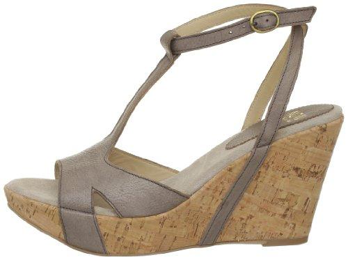 Sugero Ivory Gris Now 1091 Femmes acciaio Sandales aUqnTY4X