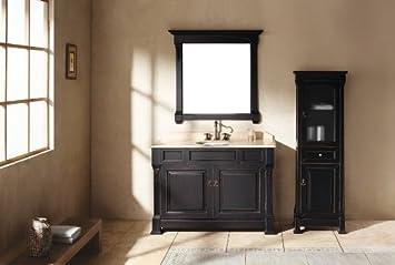 Badezimmermöbel / Badmöbel klassisch / Badmöbel set / Komplettset ... | {Waschtischunterschrank holz antik 42}