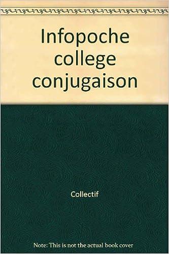 Livres Conjugaison epub pdf