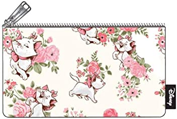 Loungefly Marie Floral AOP Pencil Case