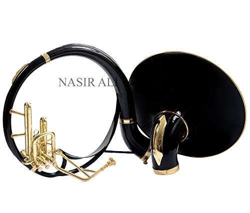 Nasir Ali Sousaphone Bb 21'' Black by NASIR ALI