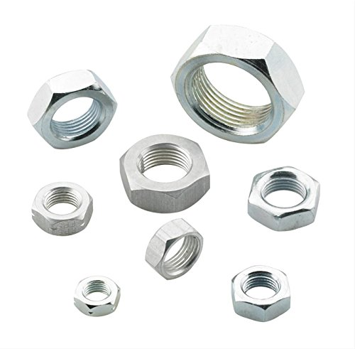 FK Bearing SJNL14M Steel Jam Nut M14 x 2.0 Left Hand Thread ()