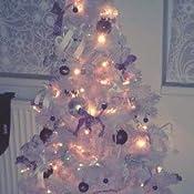 Weihnachtsbaum Poco Domäne.Künstlicher Weihnachtsbaum Weiß Größe 150 Cm