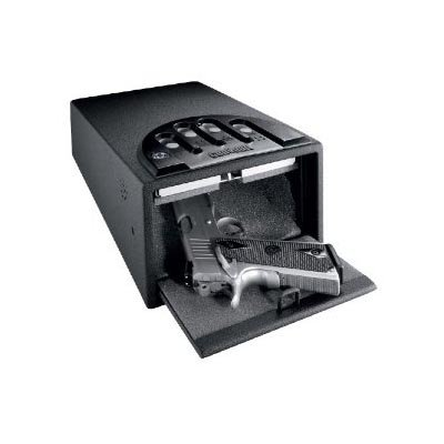 The Mini GunVault with Optional Motion Detector Motion Detector: (Mini Gun Vault)