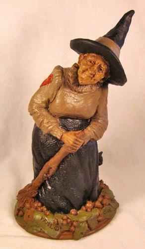 "Tom Clark Gnome/Figurine ""HAZEL""; RETIRED; 1984, EDITION 50) WITH COA"