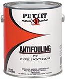 Pettit Paint Co Copper Bronze Antifouling Quart 1933Q