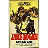 Sixgun Law, Jake Logan, 0425108503
