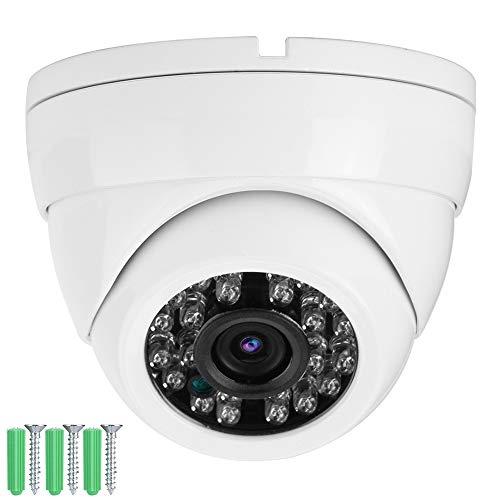 Woyisisi C¨¢maras de vigilancia de Bala 4 en 1 c¨¢Mara de Domo CCTV CCTV a Prueba de Agua de Alta definici¨®n 4MP / 5MP…