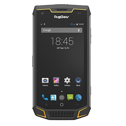 RugGear RG740 unlocked 4G LTE IP68 waterproof mobile phon...