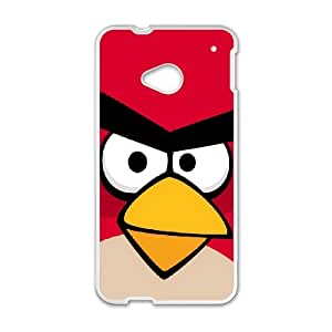 Personalized Creative Angry Birds For HTC One M7 LOSQ532308