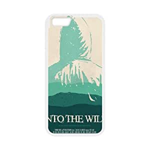 iPhone 6 Plus 5.5 Inch Cell Phone Case White Into the Wild KYS1091813KSL