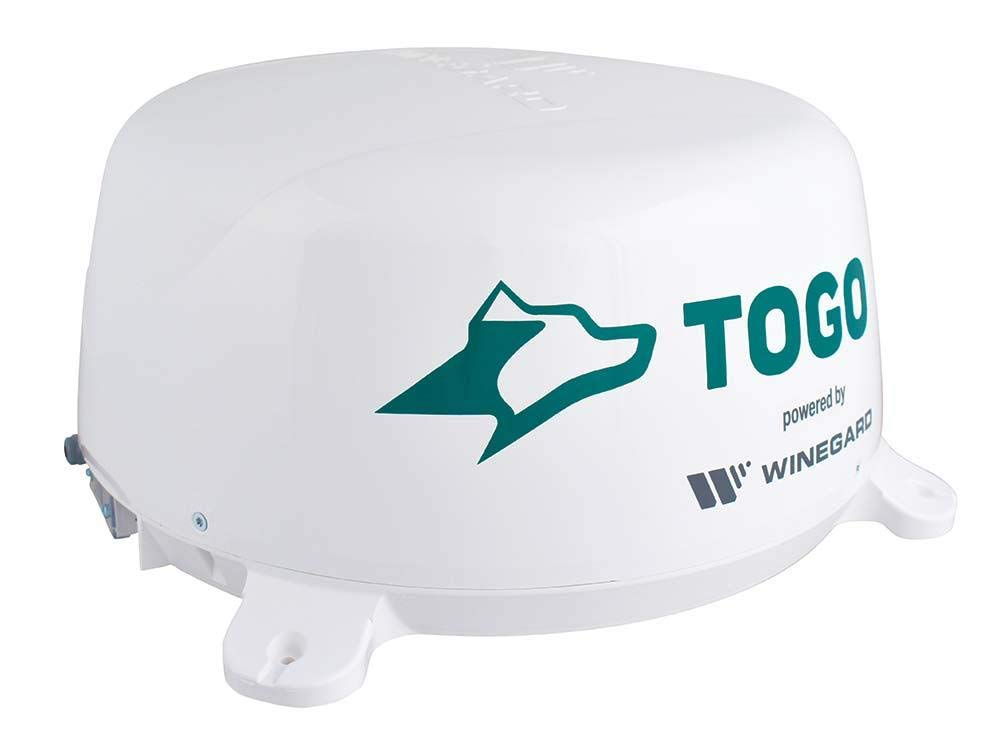dome-shaped universal fitted booster