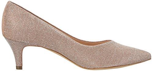 Tacón Peter Powder de Kaiser Zapatos Rosa 044 Shimmer 55791 Mujer wp6qIfcWpr