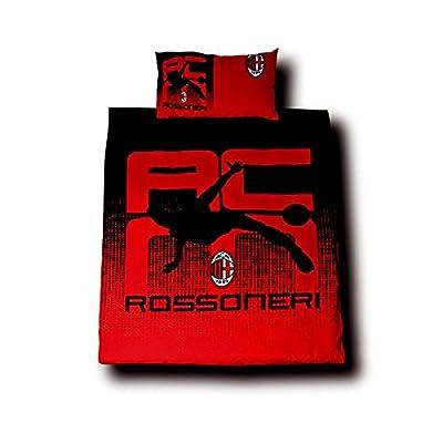 AC Milan Official Rossoneri Single Duvet Set