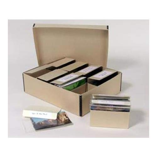 Archival Methods Metal Edge Quantity Print Organizer 2400 Kit for 4x6 Photos by Archival Methods