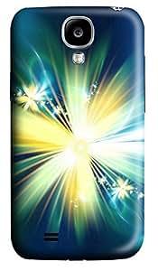 Samsung S4 Case Bright flowers 3D Custom Samsung S4 Case Cover