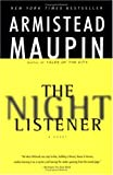 Night Listener, Armistead Maupin, 006093090X