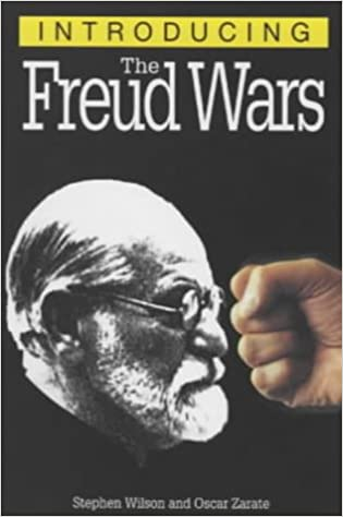 Introducing the Freud Wars: A Graphic Guide (Introducing series)