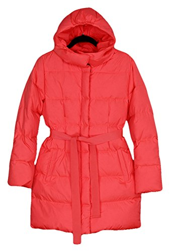 J Crew Puffer (J Crew Crewcuts Girls Long Powder Puffer Size 14 Style# 28540 Neon Flamingo)