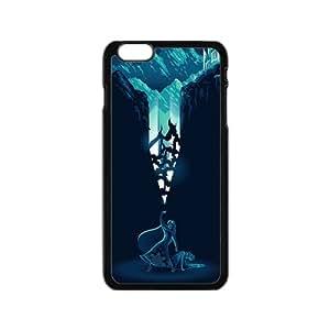 Frozen Snow Queen Princess Elsa Cell Phone Case for Iphone 6