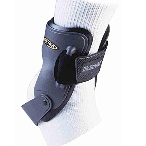 (McDavid Ultra Hinged Ankle Brace - GRAPHITE-MEDIUM )