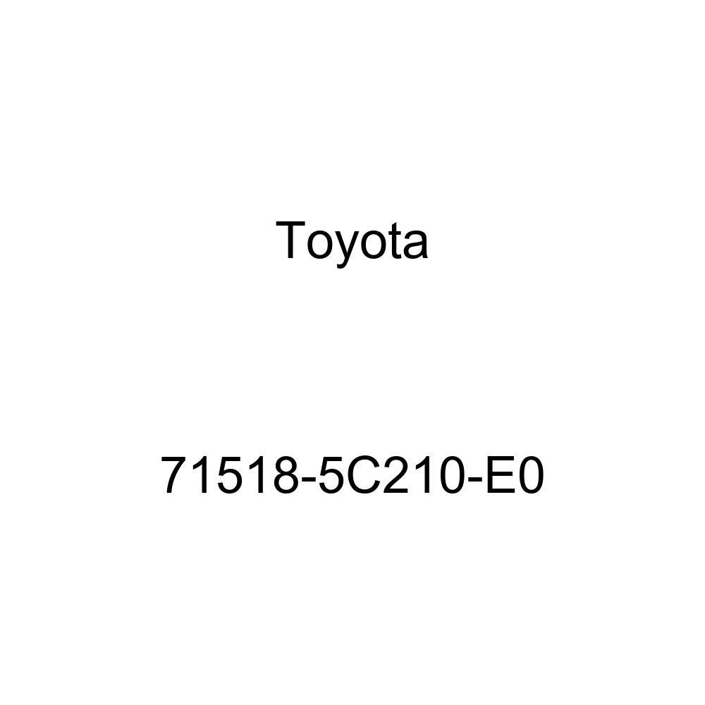 TOYOTA Genuine 71518-5C210-E0 Sear Cushion