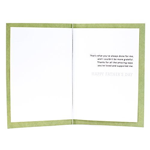 Hallmark Father's Day Greeting Card (You Step Up) Photo #4