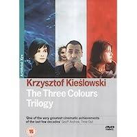 Three Colours Trilogy [DVD]
