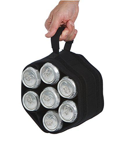 6-pack-jack-black-unique-roll-up-neoprene-7-bottle-or-can-carrier-with-detachable-coolies
