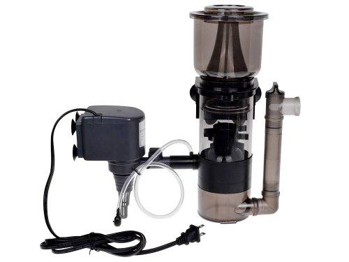 TMS 150 Gal Aquarium Protein Skimmer 530 GPH Marine Water Tank Pump Filter (Tank Power Protein Skimmer)