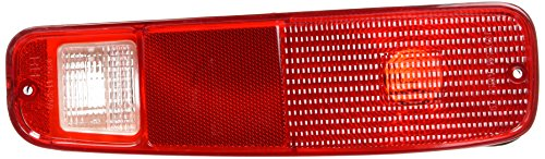 1991 Ford E-150 Van (OE Replacement Ford Bronco/Econoline Van/Pickup Passenger Side Taillight Assembly (Partslink Number FO2801101))