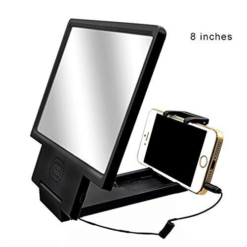 Senexion Phone Screen Magnifier Desktop 3D Enlarger Screen ...