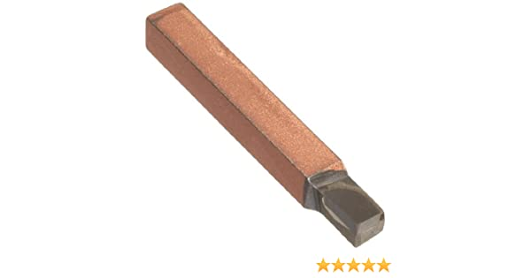 0.3125 Square Shank 883 Grade American Carbide Tool Carbide-Tipped Tool Bit for Straight Turning Right Hand AR 5 Size
