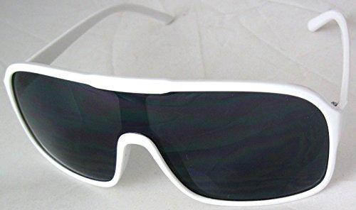 [Macho Man Randy Savage White Party Costume Sunglasses] (Macho Man Randy Savage Costume)