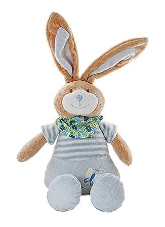 Bebé Recién Nacidos Suave de Peluche Animal Juguete Conejo Azul Para Bebé Niño