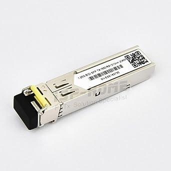 LODFIBER SFP-10G-BX20-U//SFP-10G-BX20-D Cisco Compatible Pair of BiDi SFP 10G 20km Transceiver