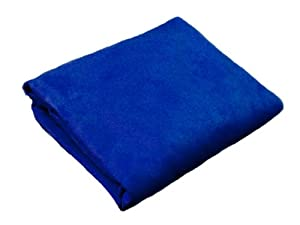 Replacement Cover for 7.5 Foot Cozy Sack Bean Bag Chair 48 Inch Diameter Durable Double Stitch Construction Machine Wash