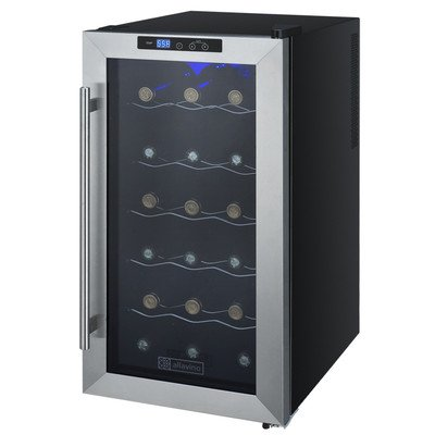 15 Wine Cellar (18 Bottle Thermoelectric Wine)